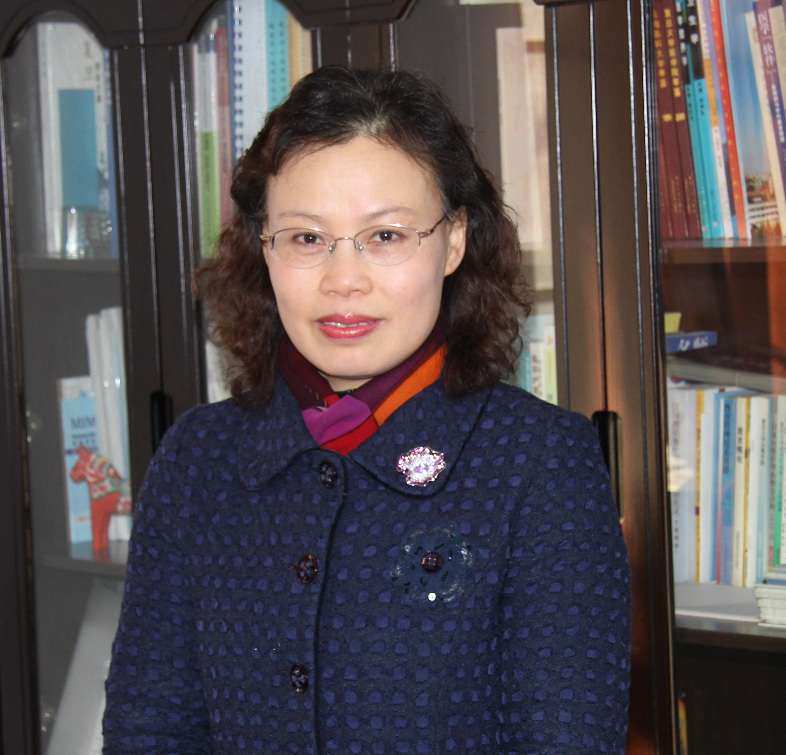 Prof Hu Yan, Co-Chair of Scientific Commitee and Local Organising Committee